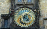 Astronomic clock in Prague
